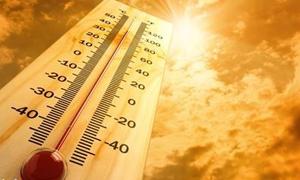 أول موجة حارة تسيطر على سورية..   الحرارة في دمشق ستصل إلى 42 درجة نهاية الأسبوع