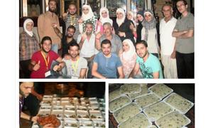 للعام الثاني على التوالي..بنك الشام يدعم مشروع سكبة رمضان