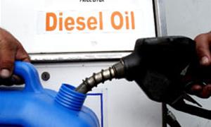 بعد البنزين..رفع سعر المازوت في سورية إلى 130 ليرة لليتر الواحد