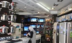 أسعار الأجهزة الكهربائية والالكترونية ترتفع 4 أضعاف في سورية