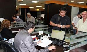 تسجيل أكثر من 243 ألف معاملة..نحو 3 آلاف مراجع يومياً لمراكز خدمة المواطن في دمشق