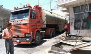 تموين ريف دمشق يضبط 10 صهاريج مازوت تتلاعب بالكيل..وأكثر من 100 عبوة مشروب طاقة فاسدة