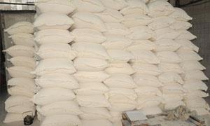 وزارة التموين تضبط 80 طناً من الدقيق التمويني المهرب بريف دمشق