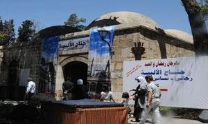 حسومات تصل لـ50%.. مهرجان رمضان والعيد في التكية السليمانية يواصل فعالياته