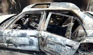 ماهي الإجراءات المطلوبة من مالكي السيارات المسروقة او المحروقة في سورية؟