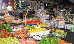 إحالة 152 مخالفاً إلى القضاء.. تنظيم 333 ضبطاً تموينياً في أسواق دمشق خلال الأسبوع الماضي