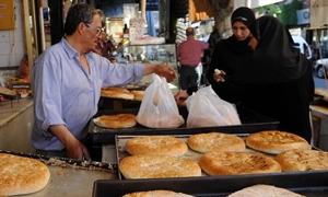محافظة دمشق: زيادة إقبال المستهلكين على الأسواق بمعدل 15% خلال اليومين الماضيين