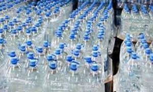 مياه طرطوس تنتج 51 مليون ليتر من المياه المعدنية خلال النصف الاول 2015