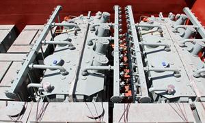 باستطاعة 125 ميغا فولط أمبير للواحدة ..الصين تسلم سورية 5 محولات كهربائية من أصل 12 محولة