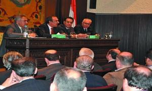 غرفة تجارة دمشق: حماية الصناعات الوطنية ومكافحة التهريب