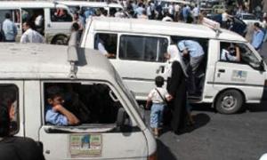 محافظة ريف دمشق تحدد تعرفة أجور النقل الداخلي في ريف دمشق بزيادة 21.43%