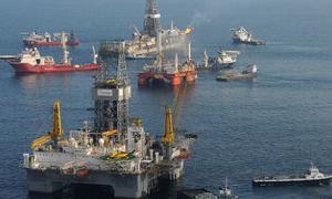 إعادة الإعلان لاستثمار فائض التكرير في المصافي..وزير النفط: التنقيب البحري دخل حيز التنفيذ
