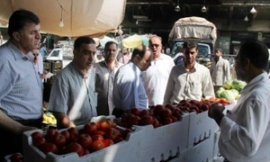 تنظيم 260 ضبطاً تموينياً بريف دمشق