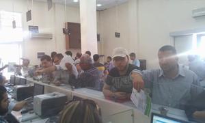 كهرباء دمشق تفتتح صالة النافذة الواحدة لتسهيل خدمات المواطنين