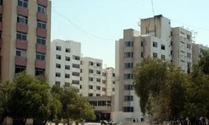 رئيس جامعة دمشق: آليات جديدة للسكن في المدينة الجامعية