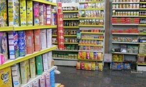 حتى المؤسسة الاستهلاكية بدمشق رفعت أسعار موادها..وتنوي افتتاح 9 صالات جديدة