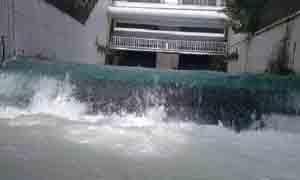 حريدين: نقص مياه الشرب في دمشق سببه خروج خط بردى عن الخدمة.. صيانته تحتاج لـ24 ساعة