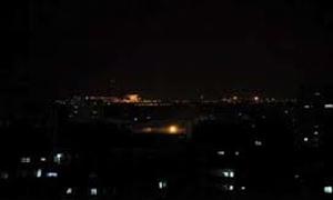 سكان دمشق يتلقون خسارة مادية كبيرة بتلف