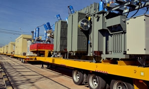 بتكلفة تصل إلى نحو 4 ملايين يورو.. سورية تتسلم الدفعة الثانية من محطات التحويل الكهربائي النقالة