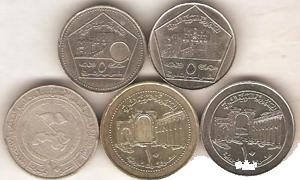 الليرة المعدنية تودع الأسواق السورية بعد رفض تجار بتداولها.. والصاغة تشرع السوق السوداء و تسعر الذهب على أساس الدولار بـ205 ليرات