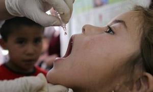 ناصر الدين:سورية خالية من شلل الأطفال وعدد المصابين نسبتهم 1% من عدد السكان