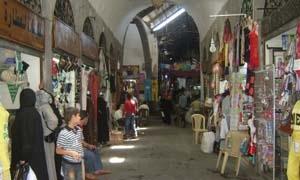 90 ضبط تمويني وإغلاق 8 محال تجارية في حمص خلال الأسبوع الماضي