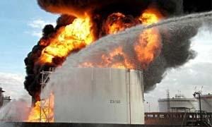 64 مليون دولار خسائر قطاع النفط في سورية خلال الربع الأول 2015.. والإنتاج عند 3.2 مليون برميل