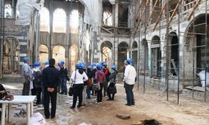مديرية دمشق القديمة تصدر كود جديد لإعادة ترميم البيوت الدمشقية في المدينة القديمة