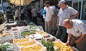 تقرير: انخفاض أسعار البطاطا بعد وقف التصدير وكيلو شرحات  الفروج يتراجع إلى 1150 ليرة