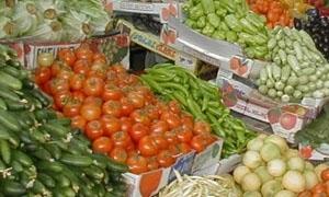 أسعار الخضار والفواكه والفروج في دمشق ..البندورة 250 ليرة والبطاطا بـ160 ليرة
