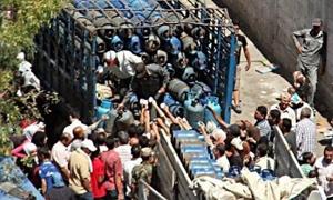 محافظ حلب يلغي ترخيص 6 مراكز ومحلات لبيع وتوزيع اسطوانات الغاز