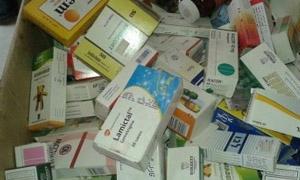 ضبط 15 طناً من الأدوية والأغذية منتهية الصلاحية في حمص.. والغرامات تصل لـ8.5 ملايين ليرة