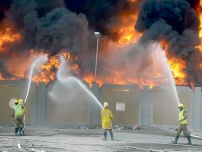 أكثر من 11400 عملية إنقاذ وإخماد حرائق في سورية العام الماضي