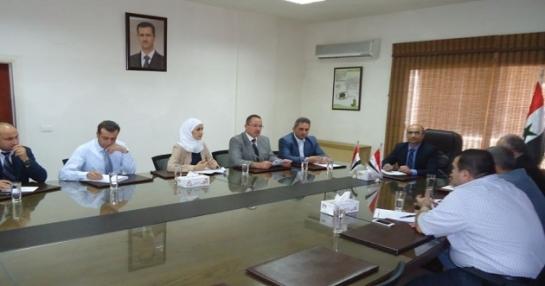 هيئة تنمية وترويج الصادرات تعد مشروع تعديل مرسوم إحداثها
