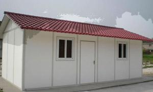 الصين تمنح سورية 270 وحدة مسبقة الصنع جاهزة للسكن السريع