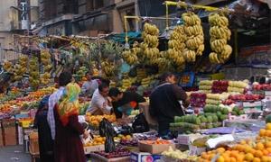 بعد أن وصل سعر الكيلو إلى 1000 ليرة ..ماهي أسباب ارتفاع أسعار الموز في دمشق