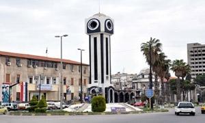 بتكلفة 10 ملايين ليرة.. الساعة الجديدة بمدينة حمص في لمساتها الأخيرة