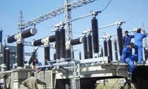 كهرباء حماة تنفذ صيانة وتجديد لـ 6 محولات كهربائية باستطاعات أكبر