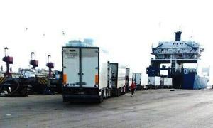 نحو 2 مليون طن إجمالي البضائع المنقولة من المرافئ السورية خلال 4 أشهر