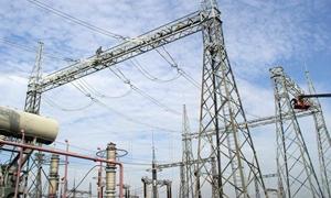 وزير الكهرباء: 400 مليون ليرة لإصلاح خط التوتر العالي.. و6 محطات توليد طاقة كهربائية متنقلة للحسكة