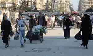 أسواق حلب تستعيد اجواء رمضان بأسعار مرتفعة