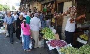 المركزي للاحصاء: 68% التضخم السنوي عن أيار في أسعار المستهلك.. حلب الأكثر غلاءً ودمشق أقلها