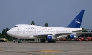 العراق يفتش طائرة ركاب سورية قادمة من موسكو