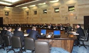 مجلس الوزراء يقر مشاريع قوانين بإحداث معهد قضائي ومكاتب للنسخ الإلكتروني في وزارة العدل وتعديل المادة 205 من قانون العمل