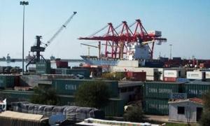 603 أطنان تصدير و3.3 ملايين طن استيراد.. 1.4 مليار ليرة إيرادات مرفأ طرطوس خلال النصف الأول من لعام 2013