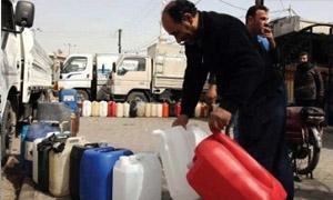توزيع الدفعة الأولى من مازوت التدفئة في ريف دمشق
