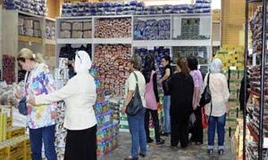 وزير التجارة: توجه لتوفير كميات كبيرة من المواد الاستهلاكية والمستلزمات المدرسية في الصالات