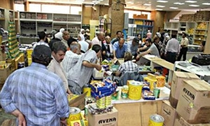 الخزن والتسويق  تستعد لافتتاح فرعين جديدين بمساحة 500 متر في دمشق.. وتبدأ ببيع الفروج المبرد