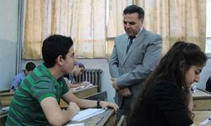 نحو 36 ألف طالباً لامتحان الشهادة الثانوية في دمشق