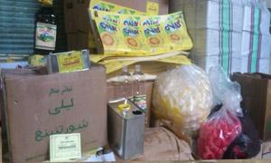 820 ضبط تمويني وإغلاق ثماني فعاليات الشهر الماضي في ريف دمشق